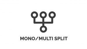 mono-multi-split